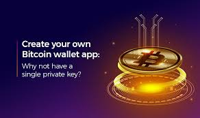 A private key is a long, confusing string of random characters, while a seed phrase is a set of 24 random words that allows you to restore your private key. Create Your Own Bitcoin Wallet App Why Not Have A Single Private Key