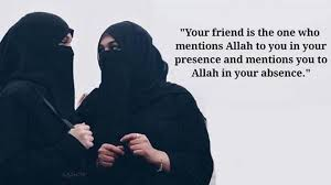 Islamic Quotes For Friendship