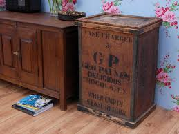 office furniture desk vintage chocolate varnished. View Our Vintage Wooden Chocolate Packing Crate 1000 From The Collection Office Furniture Desk Varnished