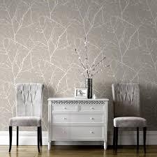 Silver Metallic Wallpaper Bedroom Wallpaper Trends 2016 19 Stunning Examples Of Metallic Wallpaper