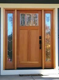 half glass front door exterior door with half glass entry doors t m l exterior door glass repair