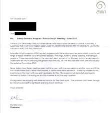 mr merriman s letter of apology