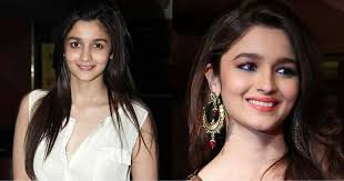 alia bhatt is a stunner be it her performances or her looks the young college charm really works for her and seems like her without make up look just