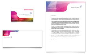 Business Cards And Letterheads Tanning Salon Business Card ...