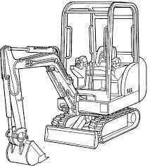 Bobcat 320 320l 322 x320 x322 excavators factory service plete workshop service manual with electrical wiring