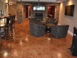 Painting Interior Concrete Floors Flooring Frightening Painted Concrete Floors Images Design