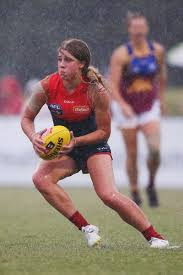 Katherine Smith - Katherine Smith Photos - AFL Women's Rd 1 - Melbourne v  Brisbane - Zimbio