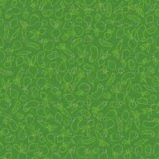 Free Green Background Vegetable Seamless Pattern On Green Background Stock Vector Image