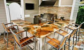 view in gallery brown onyx kitchen countertops