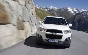 All Chevy chevy captiva 2012 : Chevrolet Captiva SUV Car Wallpapers - Captiva Facelift