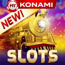 "my KONAMI Slots - Casino Games & Fun Slot Machines – ""Google Play"" programos"