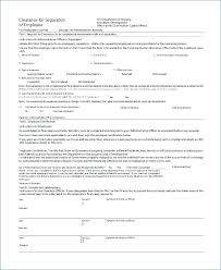 Employment Separation Certificate Form Custom Separation Certificate Qld Template Best Of Employment Form Family