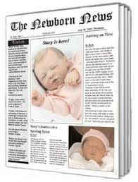 Birth Announcements In Newspaper Major Magdalene Project Org