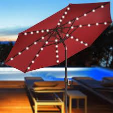 patio umbrellas with lights. Simple Umbrellas 12 Nice Small Patio Umbrella Photos In Umbrellas With Lights I