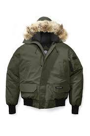 classical down jacket canada goose men pilot coat flight air force short 1