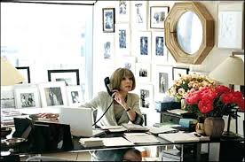 feng shui office desk placement. Feng Shui Office Desk At Her Vogue She Has The Position Placement .
