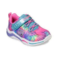 Skechers Light Up Shoes Kohls Skechers S Lights Power Petals Toddler Girls Light Up Shoes