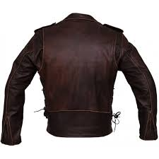 wilsons leather classic leather jacket w quilting details1wilsons
