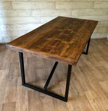 Imposing Design Industrial Style Dining Table Stunning Ideas Industrial Look Dining Table