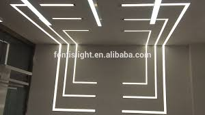 outdoor indoor floor extrusion led aluminum profile for