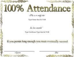 Attendance Award Template Certificate Sample Jpg New 11 Certificate Of Attendance