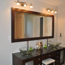 diy bathroom mirror frame. Diy Bathroom Mirror Frame Ideas Elegant 14 Country Rustic Mirrors W1l Of
