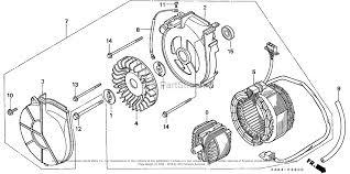 honda ex a generator jpn vin ge parts diagrams