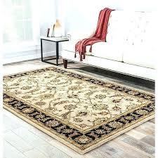 4x8 outdoor rug area rugs handmade fl beige black area rug 4 x 8 area rugs