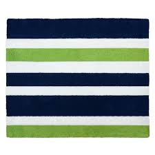 navy bath rug navy blue and lime green stripe bath rug navy blue bath rug runner