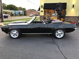 1969 Chevrolet Camaro SS/RS Resto-Mod Convertible for sale in Red ...