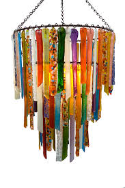 recycled glass lighting. multi coloured vibrant recycled glass chandelier u0027rhapsodyu0027 lovers lights lighting