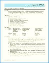 objective for administrative assistant objective for resume administrative assistant sample job description