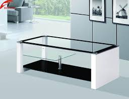 great living room glass table living room furniture centre glass table mdf coffee table
