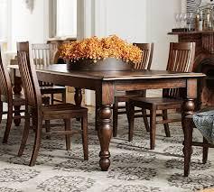 black dining room table pottery barn. evelyn extending rectangular dining table pottery barn room black g