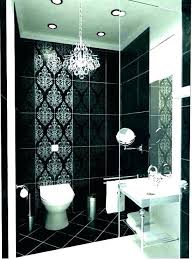 small bathroom chandelier white chandeliers ideas rustic