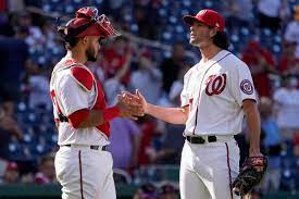 The Washington Nationals Are In ...