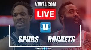 Full Highlights: Spurs 128-114 Rockets, 2019 NBA Preseason ...