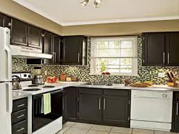 Redo Old Kitchen Cabinets Amazing Dark Kitchen Cabinets New Home Designs