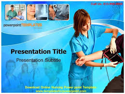 Download Online Nursing Powerpoint Template Authorstream