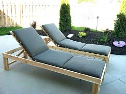 diy lounge furniture. Diy Chaise Lounge Chair Outdoor Indoor Build Double Large Size Furniture A