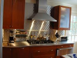 Kitchen Stainless Steel Backsplash Stainless Steel Backsplashes Brooks Custom