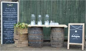 oak barrels stacked top. Nerissa Eve Weddings Whiskey Barrel Hire Oak Barrels Stacked Top