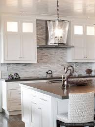 modern white gray subway marble backsplash tile white kitchen grey backsplash