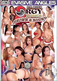 World orgy round and brown 7