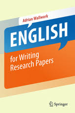 english for writing research papers adrian wallwork springer english for writing research papers
