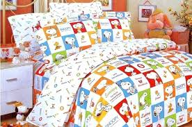 snoopy bedding sets kids comforter sets cloth color pattern and material snoopy bedspread snoopy baby crib snoopy bedding
