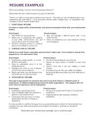 Bad Resume Samples Pdf