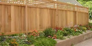 Landscape Fence Ideas And Gates Landscaping Network Extraordinary Backyard Fence Designs