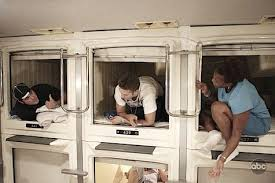 best space saving furniture. Capsule Hotel Beds Best Space Saving Furniture P