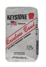 Keystone Rainbow Cement